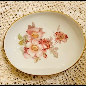 Lovely Vintage Trinket Dish Made in West Germany